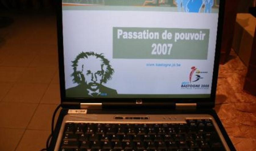 innovation, formation, mais aussi sens des autres et humour: tels sont les mots-clefs de la Jeune Chambre de Bastogne.