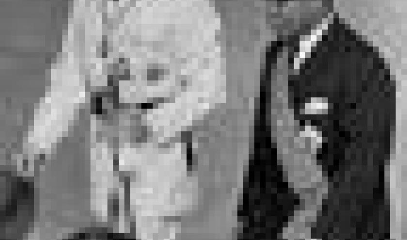 Le roi Baudouin et le president Kasavubu