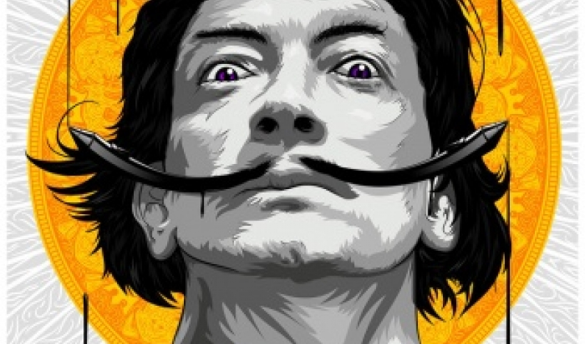 Salvador Dali: la difference entre un fou et moi, c'est que je ne suis pas fou