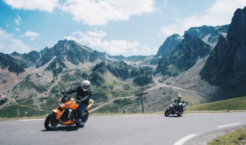 Tourmalet Moto @marion Liautaud