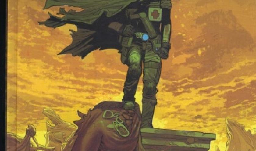 Oblivion song  01 par Robert Kirkman (Walking Dead)