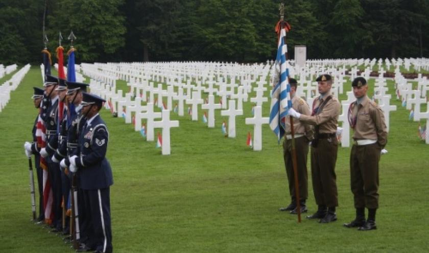 Amerikaanse begraafplaats hamm