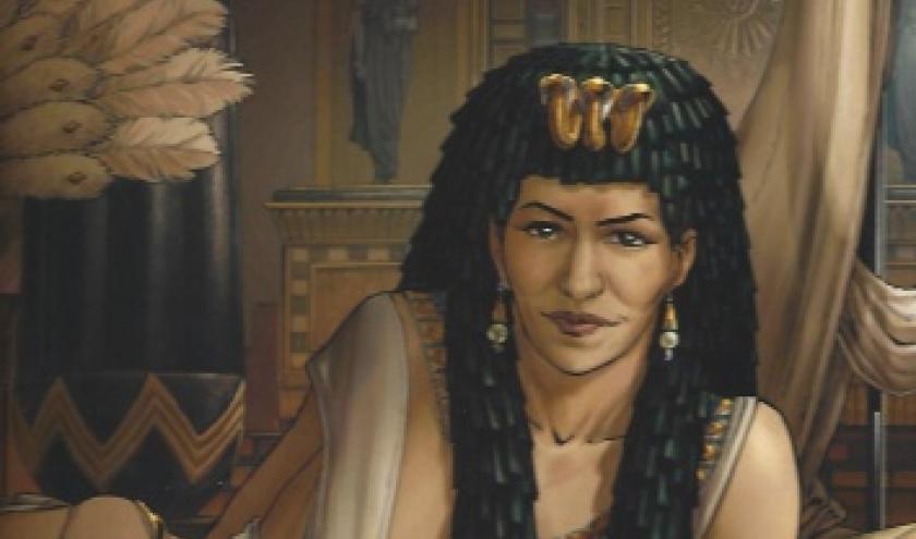 Une BD pour la reine des reines : Cléopâtre