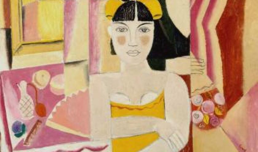De Smet Gustave, De loge, 1928