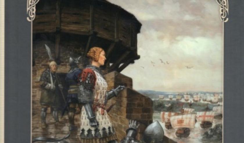 Breizh. Histoire de la Bretagne. Tome 5 - La Guerre des deux Jeanne