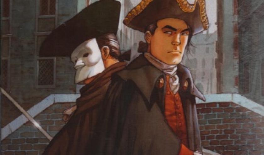 Giacomo C. - Retour à Venise - Tome 2 . Le Maître d'école.