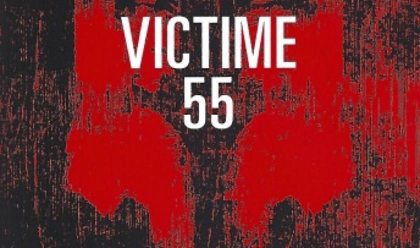 Victime 55, premier thriller de James Delargy
