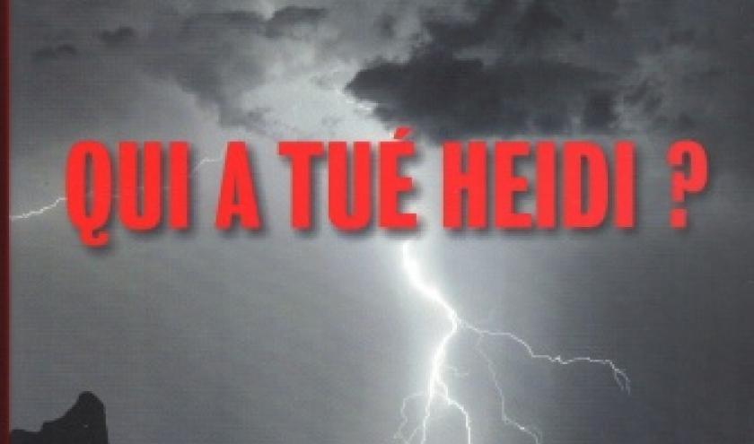 Qui a tué Heidi? par Marc Voltenauer aux éditions Slatkine