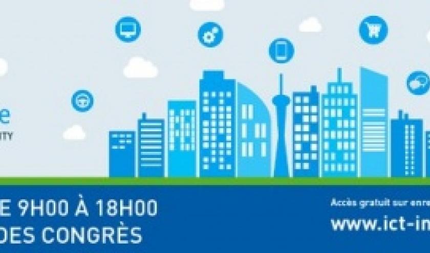 ICT Infrastructure Wallonia à Namur le 9 mai 2017