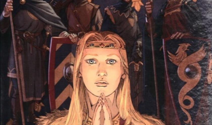 Reines de sang - Jeanne, la Mâle Reine