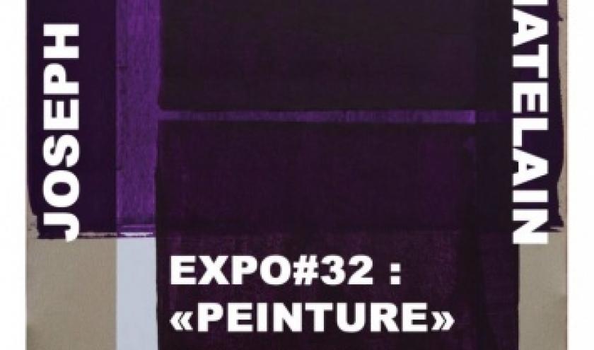 Exposition du peintre JOSEPH CHATELAIN à Thuin