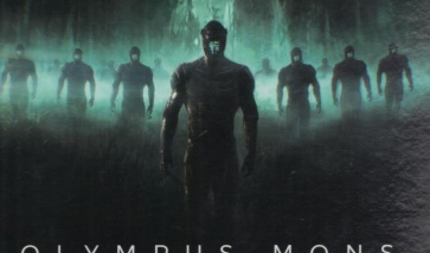 Olympus Mons, tome 3 - Hangar 754