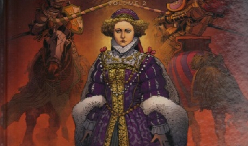 Catherine de Médicis, tome 2. La Reine maudite.