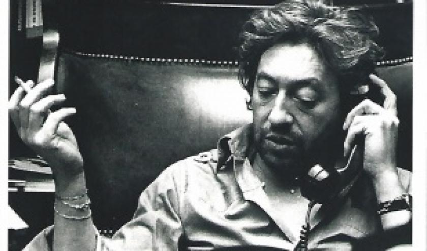 Gainsbourg, 5 bis rue de Verneuil. Par Marie DAVID