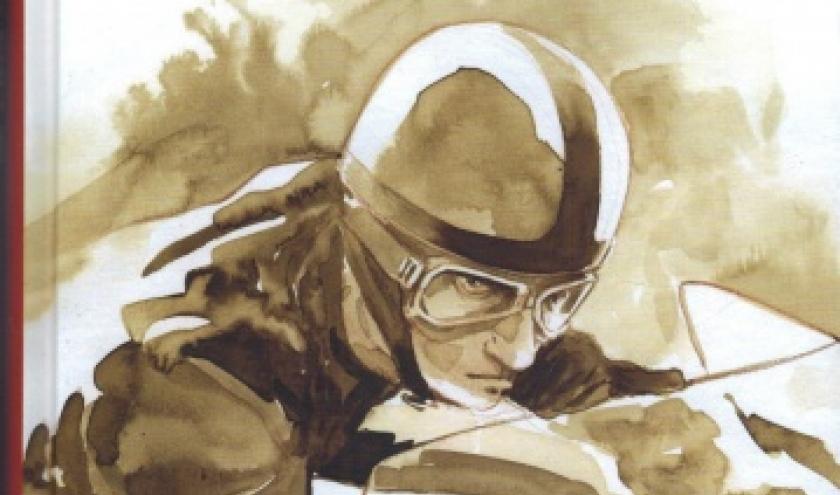 Le Prix de la vitesse d'après l'œuvre de Mat Oxley
