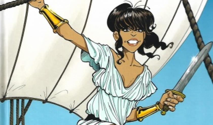 Homère au féminin : L'Odyssée de Pénélope. Tome 1 - Premier chant
