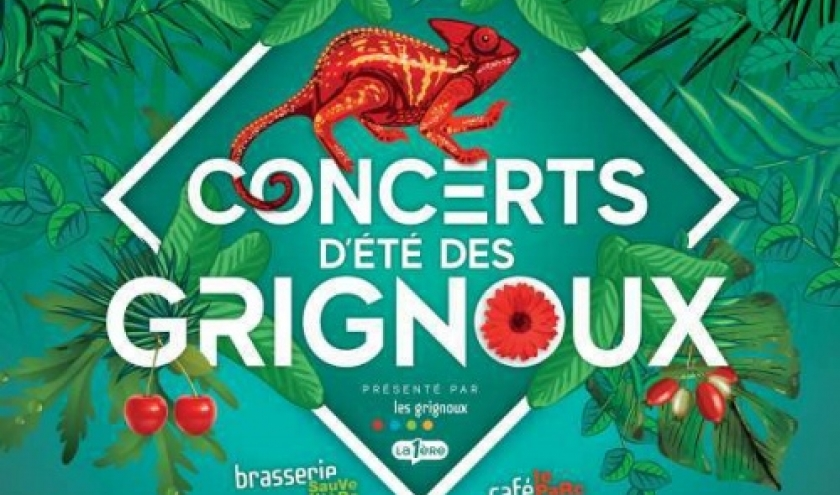 """Les Concerts d'Eté des """"Grignoux"""", à Liège et à Namur"""