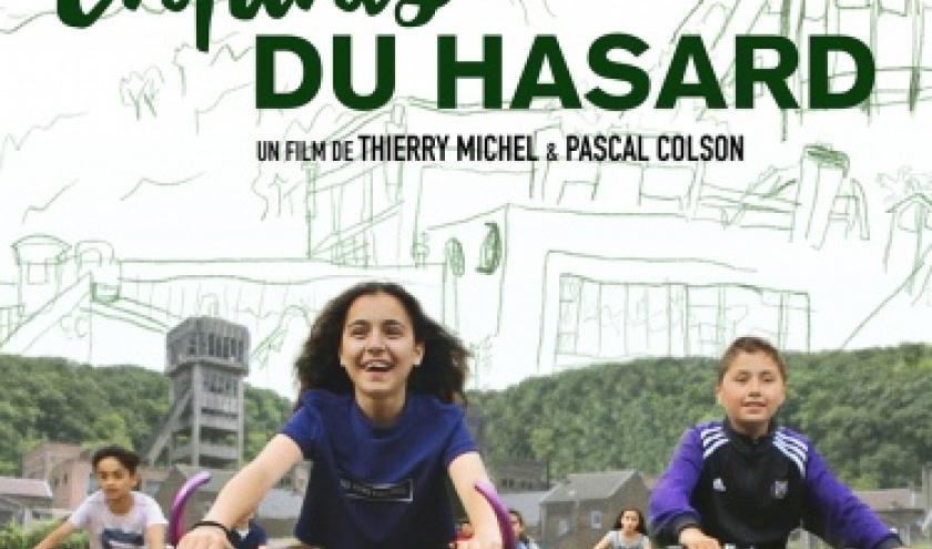 « Enfants du Hasard », au « Caméo »-Namur, ce 22 Mars