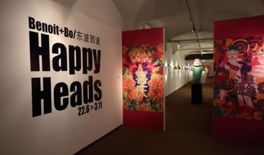 """Happy Heades"", jusqu au 03 novembre 2019"