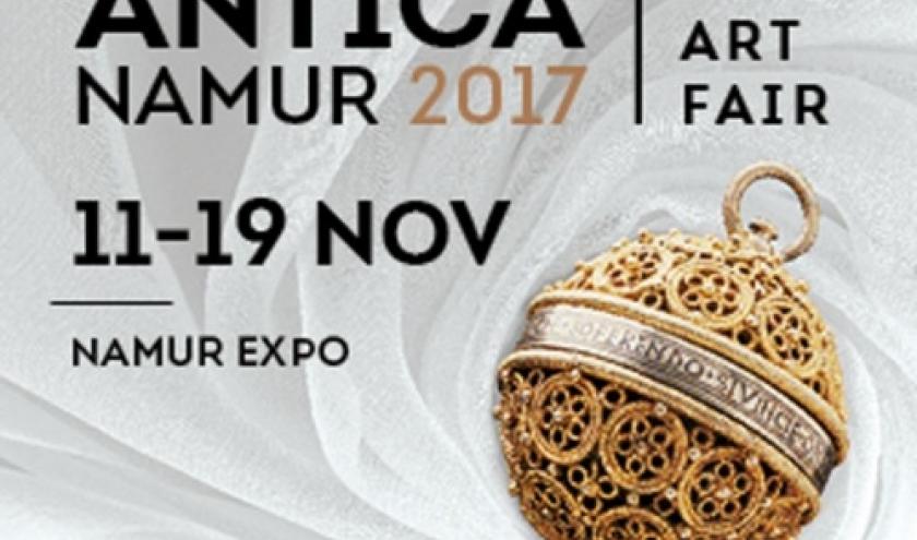 """41ème """"Antica Namur"""", jusqu'au 19 Novembre"""