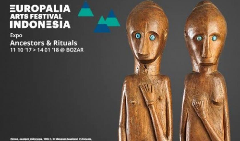 """Ancestors and Rituals"", à ""Bozar"", jusqu'au 14 Janvier"