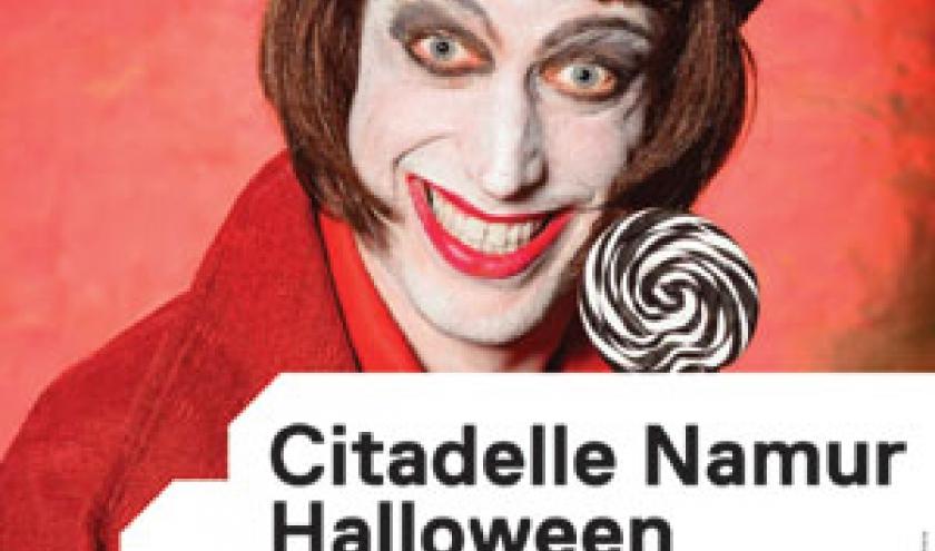 """Halloween"" à la Citadelle de Namur, du samedi 28 au mardi 31 Octobre"