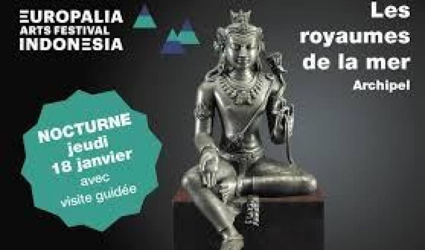 """""""Archipel, Les Royaumes de la Mer"""", à Liège, jusqu'au 21 Janvier"""