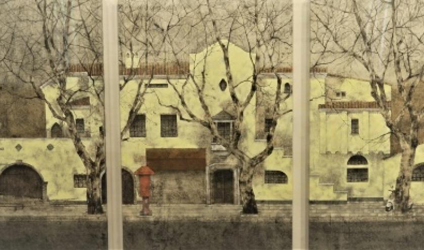 "Exposition au ""Centre Culturel de Chine"", jusqu'au 2I Juin : ""Poetic Jiangnan: Style of China"""
