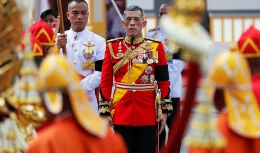 "Maha Vajiralongkorn, Rama X (c) ""Reuters""/Damir Sagol"