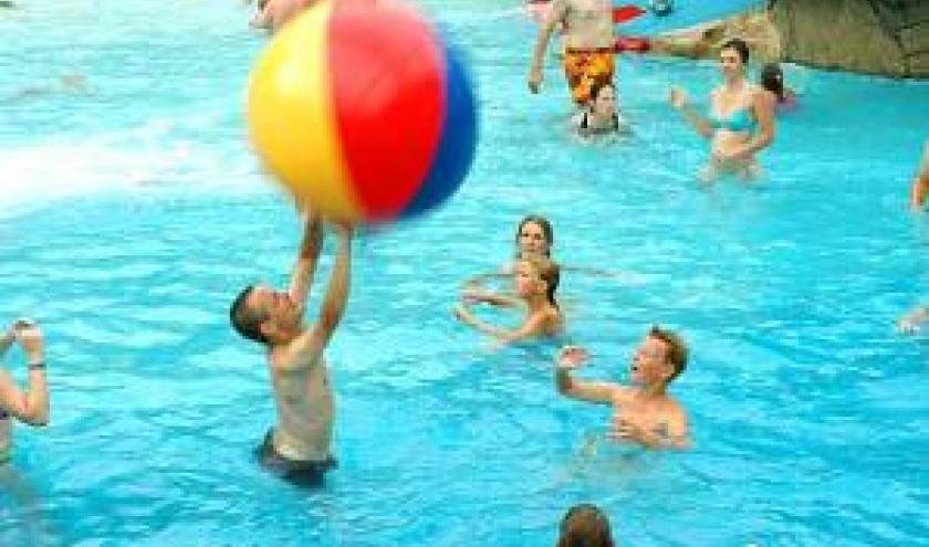 Sunparks la piscine tropicale de vielsalm