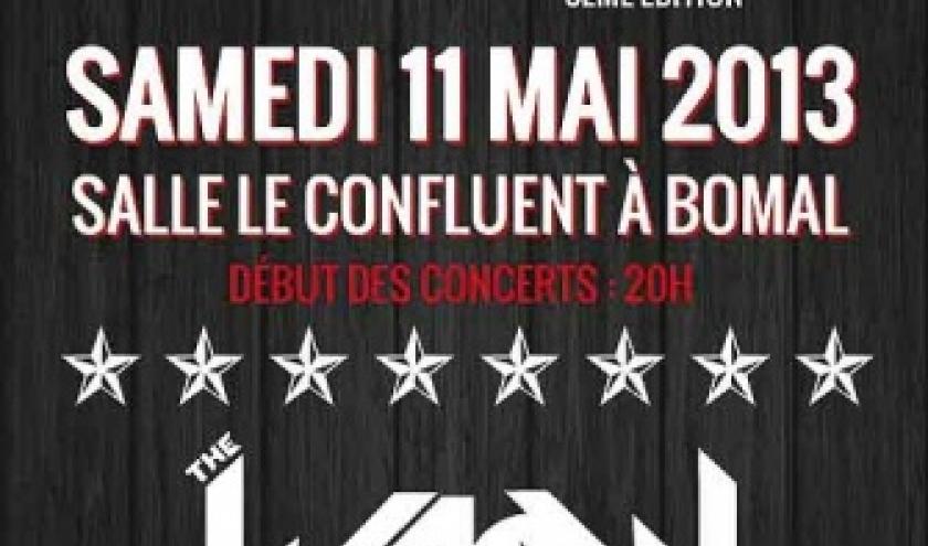 The Rock 'in Bomal 3e edition du mini festival rock