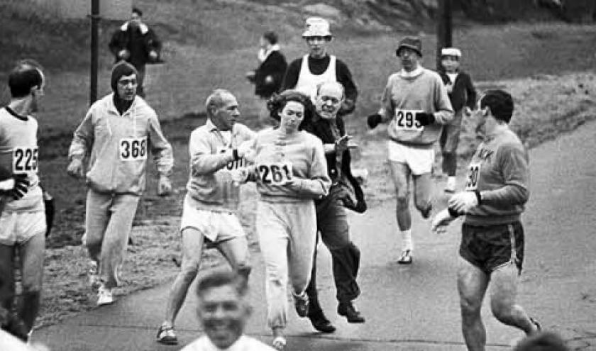 meeting international Atletissima: Jock Semple, organisateur du Marathon de Boston