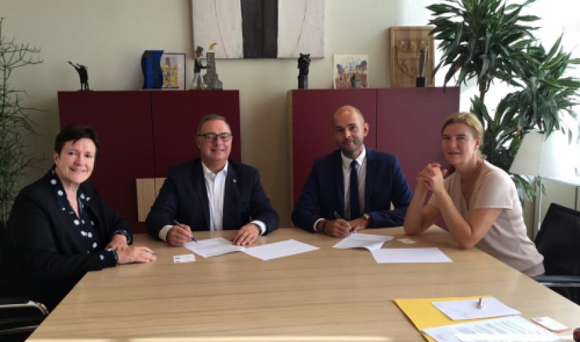Protocole de collaboration entre les Communes de Wallonie et Elia