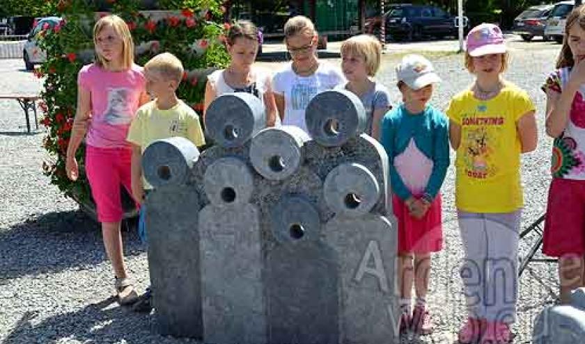 Sculptures Sur Pierre