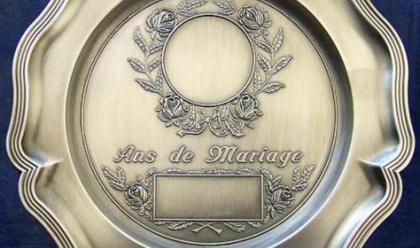 Motif Miroir Cadeau pour la naissance 7 Anniversaire Image Miroir Gravure KDO