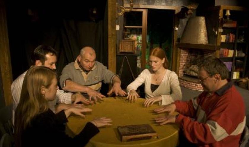 nouveau spectacle du 10 novembre 2007