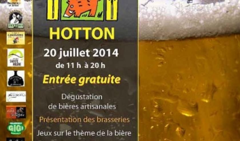 Rencontre des brasseries du Luxembourg belge