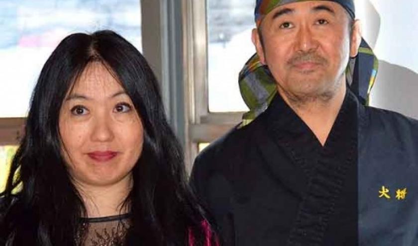le Chef Nakahara (le Shinano, de Paris)