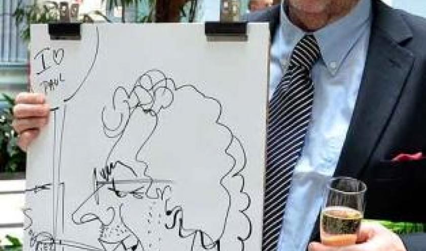 Caricature Bruxelles Capitale