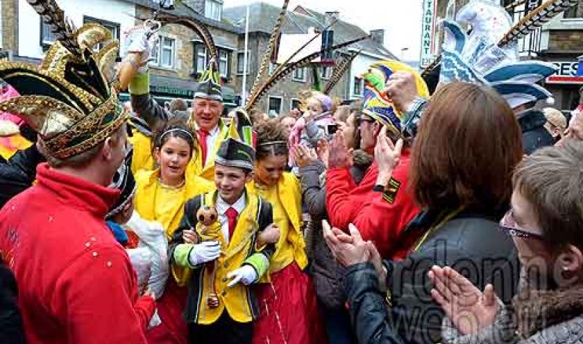 carnaval de La Roche-en-Ardenne- 4101