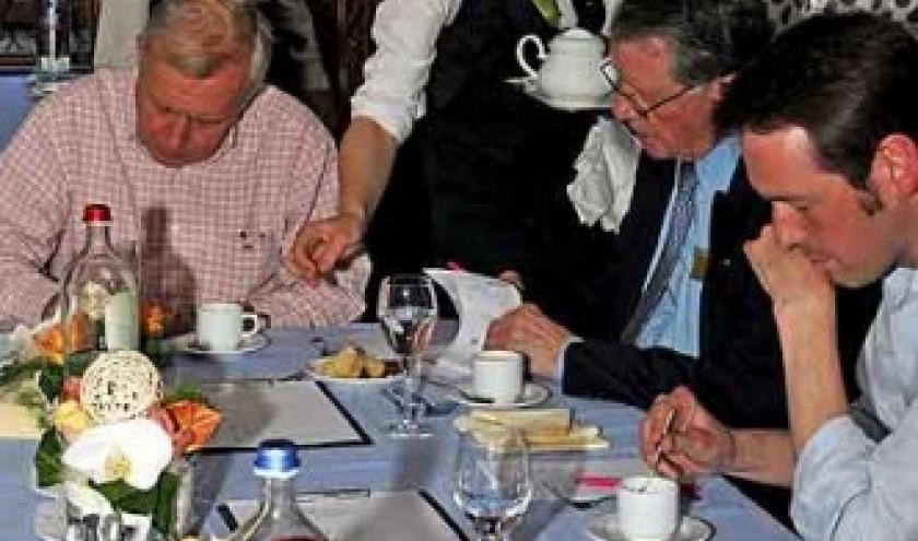 """Le restaurant """"Le Bistrot d'en face"""" lauréat du concours du Meilleur Café Liégeois 2014"""
