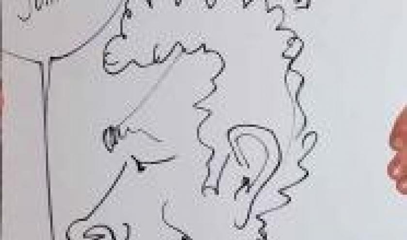 Caricature pour Electrabel-3354