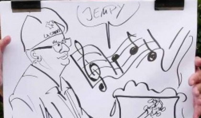 Grande Choufferie caricature 30285
