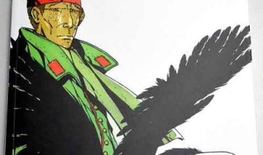 Ombre du corbeau