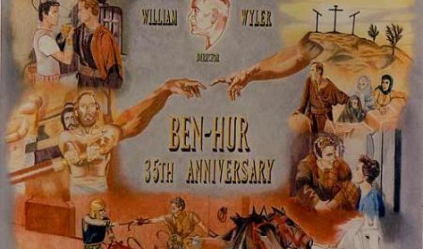 01:Ben-Hur, de William Wyler est un classique parmi les classiques