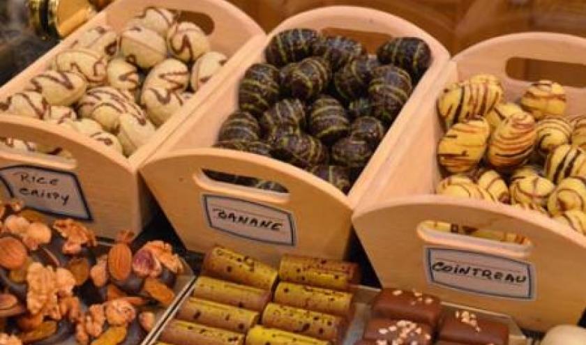 Oeufs de Paques en chocolat - 7428
