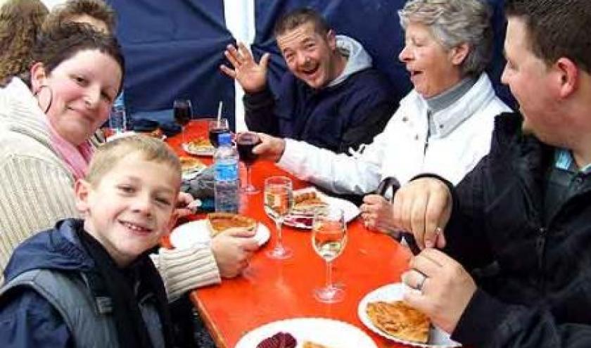 Balade gourmande du Val de Salm 2010