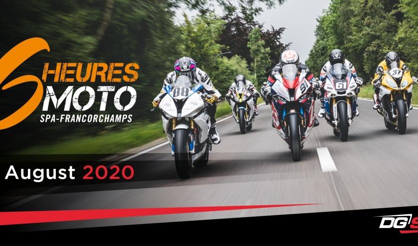 Les 6 Heures Moto reportées à 2021