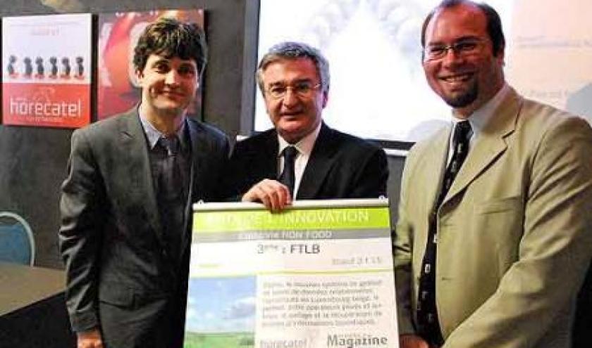 HADES 3ème prix de l'innovation à Horecatel