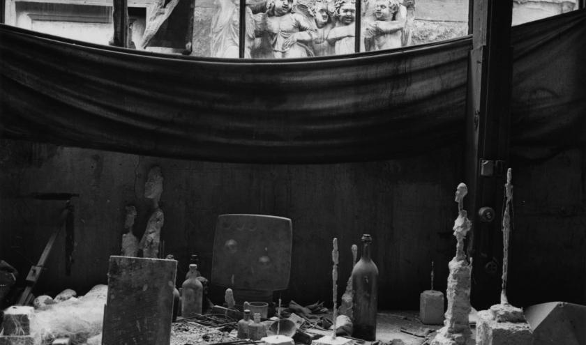 Alberto Giacometti - L'Humanité absolue Sculptures et dessins